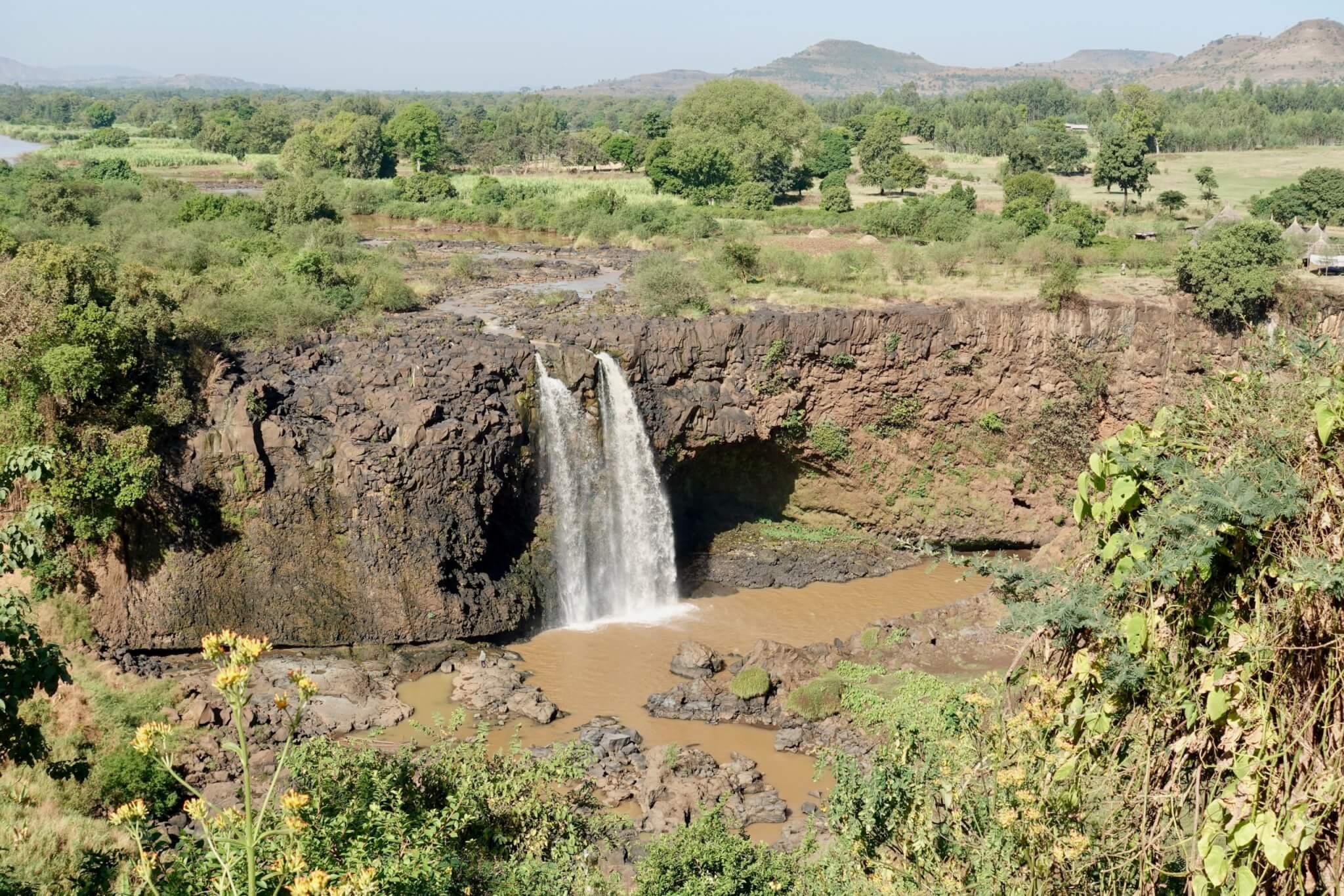 Mega-Staudamm in Äthiopien: Bauwerk mit politischer Sprengkraft