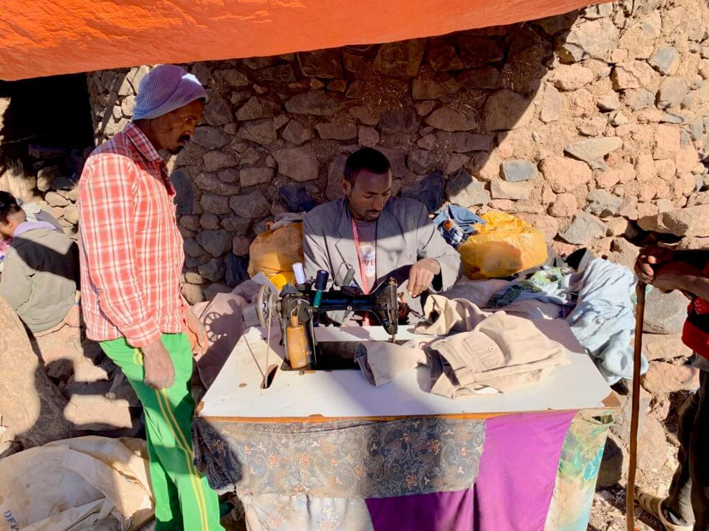 Handwerk in Äthiopien