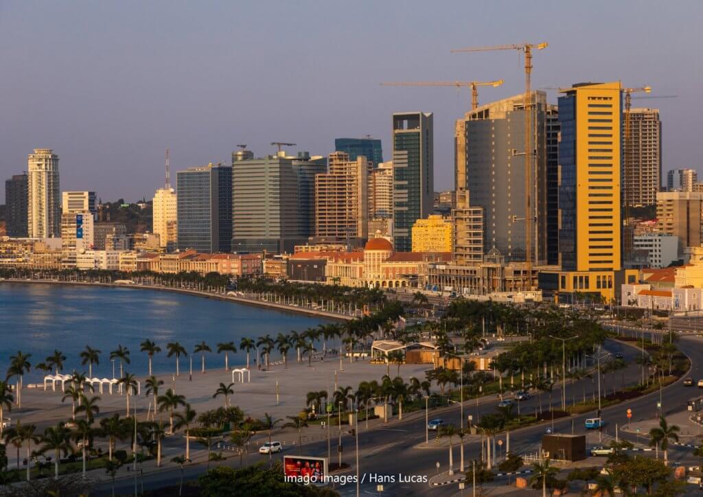 Korruption in Angola