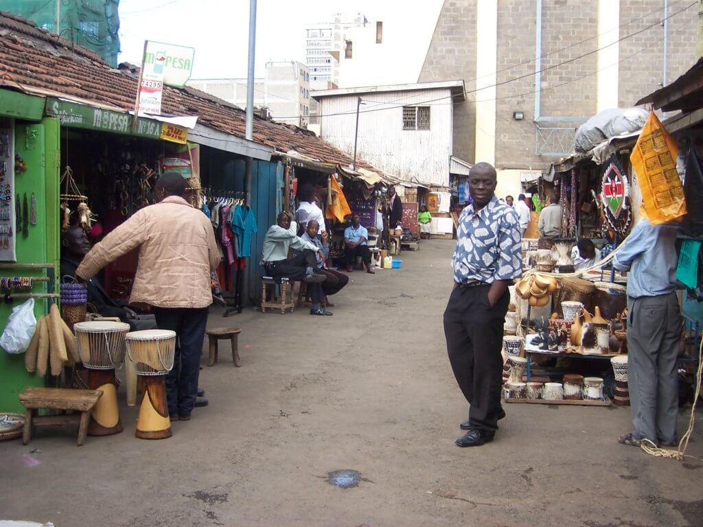 Online-Handel in Kenia