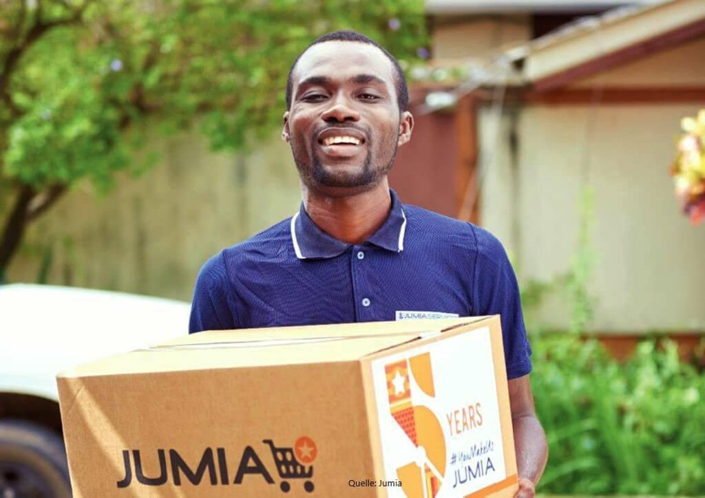 Online-Handel in Afrika