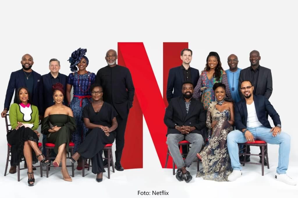 Netflix in Afrika