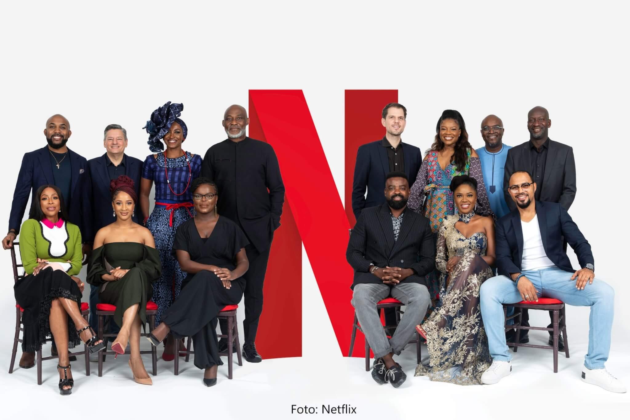 Netflix in Afrika: Wie der Streaming-Dienst Nollywood verändert