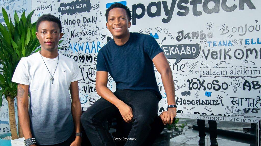 Paystack aus Nigeria