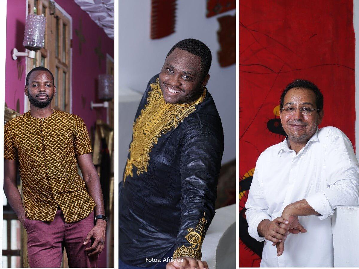 Afrikrea Mode Afrika