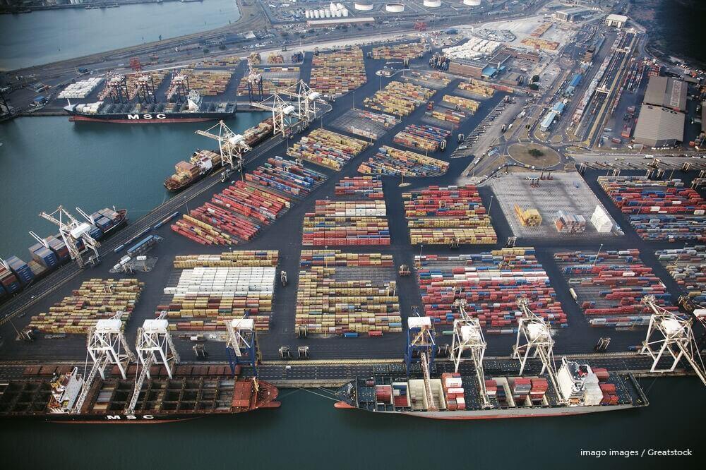 Logistik in Südafrika