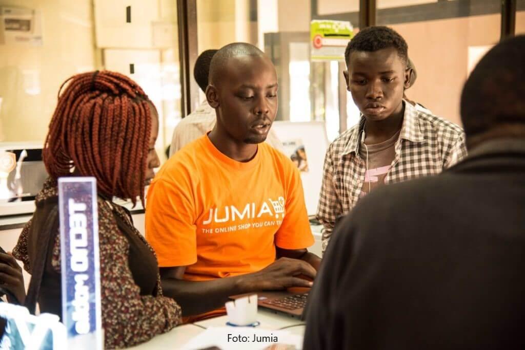 Jumia in Afrika: Comeback eines Vorzeigeunternehmens?