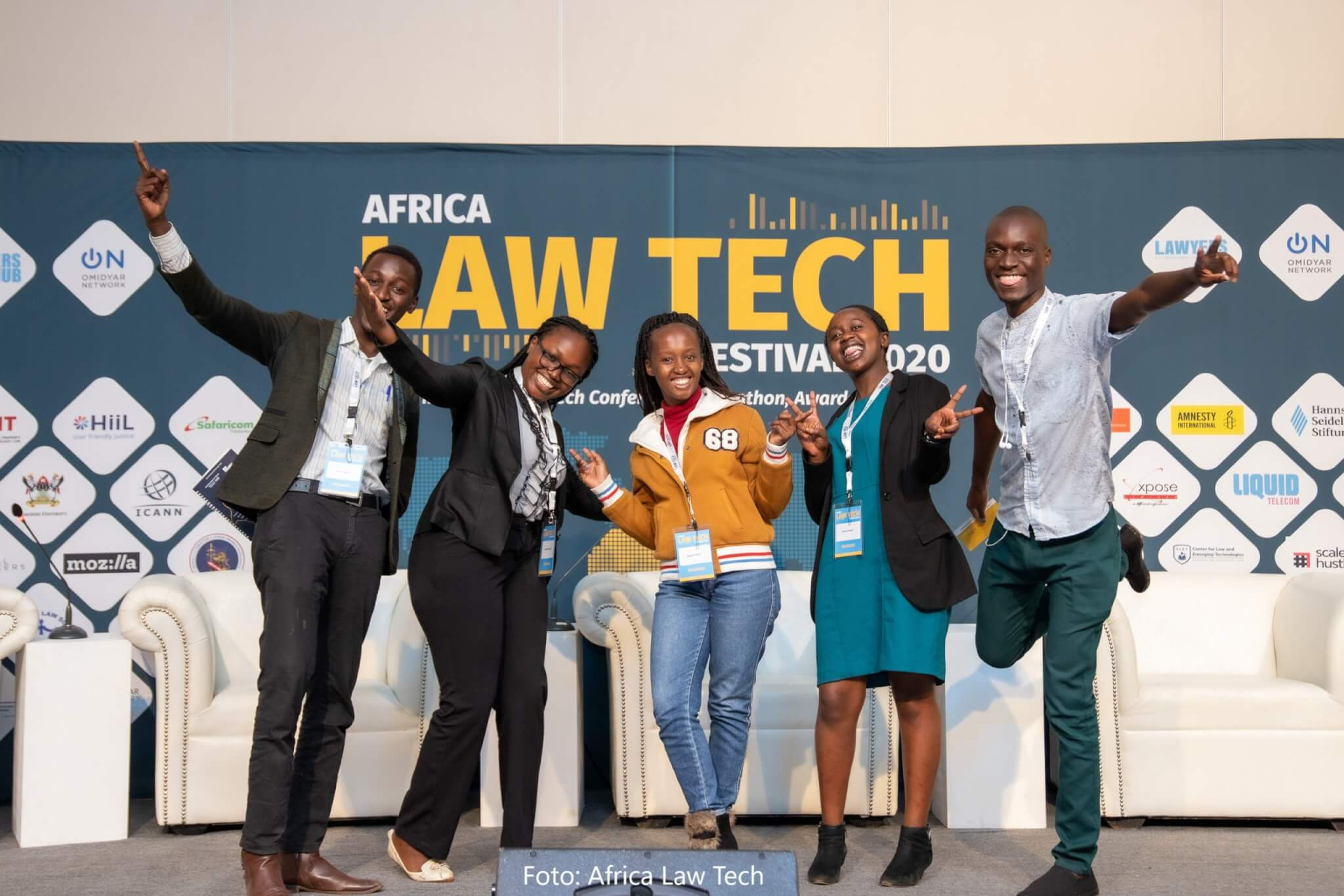 Legal Tech in Afrika: Per App zum Rechtsstaat